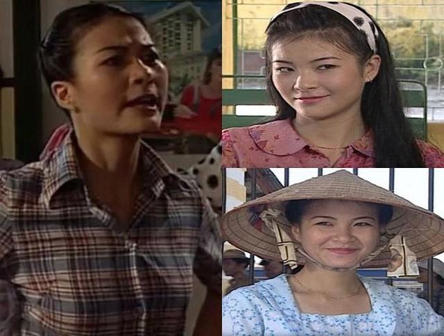 Những gương mặt nữ phản diện bị ghét cay ghét đắng của màn ảnh Việt - Ảnh 2.