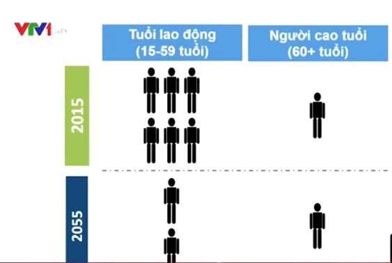 Việt Nam tăng tuổi nghỉ hưu để bớt gánh nặng cho tương lai - Ảnh 2.