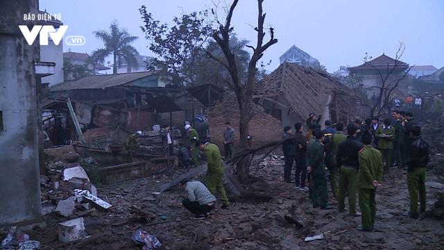 Nổ lớn ở Bắc Ninh: Vẫn chưa hết nguy hiểm, đạn 15.5 cm được phát hiện ở một kho khác - Ảnh 10.