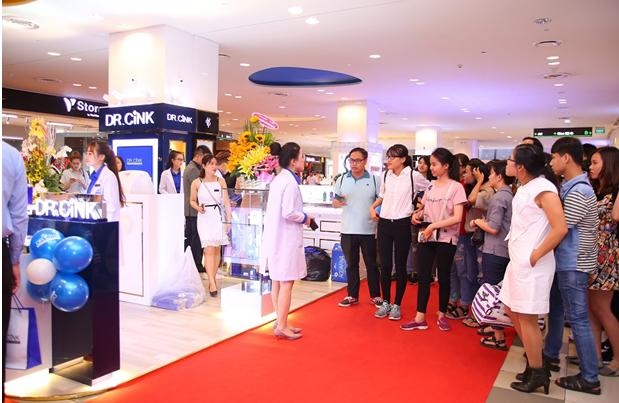 Dàn sao Việt háo hức tìm hiểu dòng mỹ phẩm mới Dr.Cink - Ảnh 5.