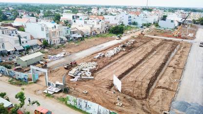 Thắng Lợi Riverside Market đẩy nhanh tiến độ hạ tầng - Ảnh 3.