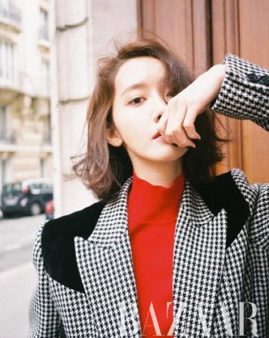 YoonA cực cuốn hút trong loạt ảnh mới - Ảnh 6.