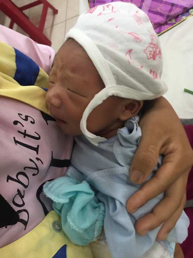 Thương bé 20 ngày tuổi thân hình tím tái vì bệnh tim bẩm sinh - Ảnh 5.