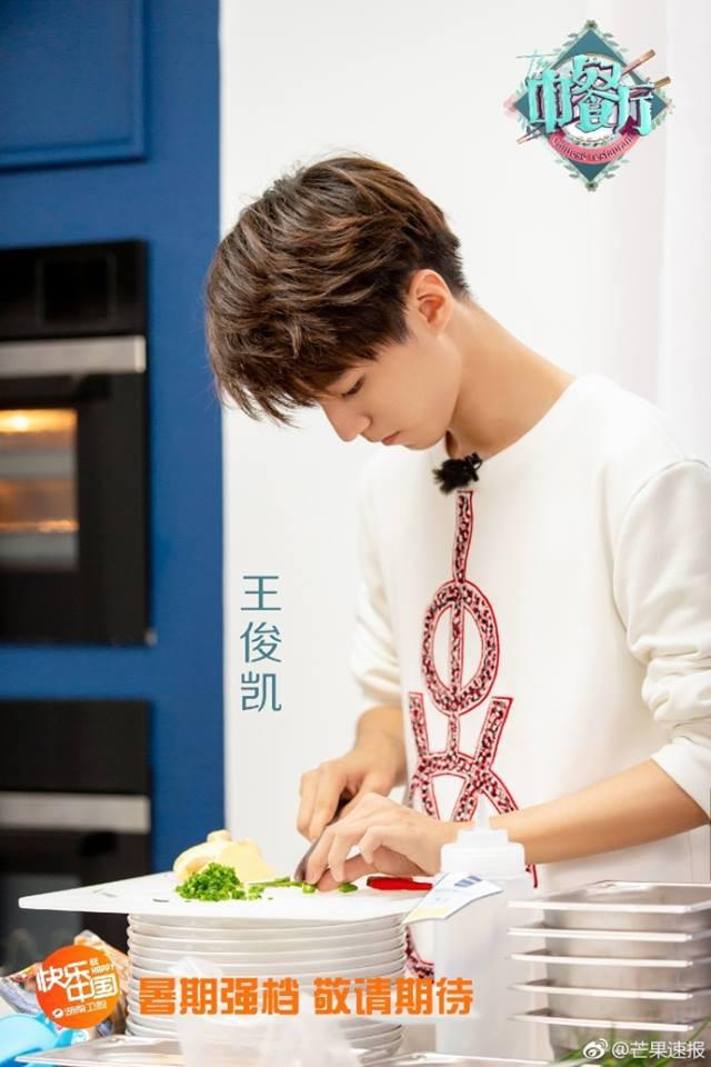 Fan nức lòng khi dàn diễn viên Hoàn Châu cách cách cùng xuất hiện trên truyền hình - Ảnh 5.
