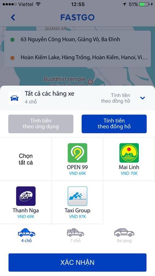 Công ty Việt ra mắt ứng dụng gọi xe FastGo cạnh tranh với Grab - Ảnh 4.