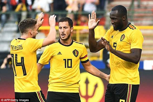Giao hữu trước World Cup 2018: ĐT Bỉ giành chiến thắng ấn tượng trước Costa Rica - Ảnh 1.