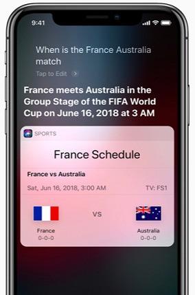 Apple đã chuẩn bị sẵn sàng cho World Cup 2018 - Ảnh 1.