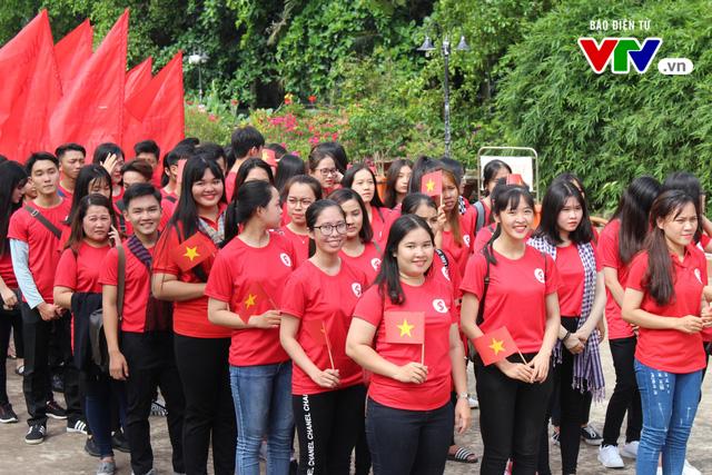 7.000 bạn trẻ sẽ thắp lửa Hành Trình Đỏ 2018 - Ảnh 1.
