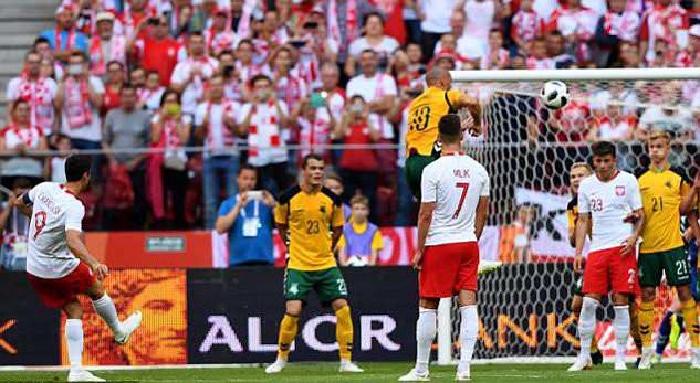 Giao hữu quốc tế: Ba Lan 4-0 Lít-va, Paraguay 2-4 Nhật Bản - Ảnh 1.