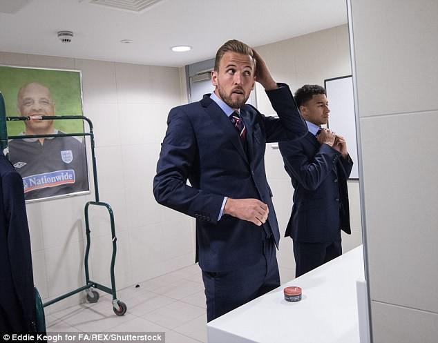 Tuyển Anh bảnh bao, sẵn sàng xung trận tại World Cup 2018 - Ảnh 5.
