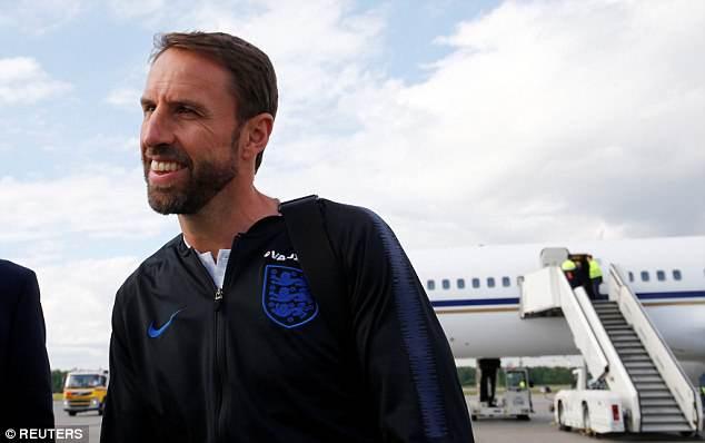 Tuyển Anh bảnh bao, sẵn sàng xung trận tại World Cup 2018 - Ảnh 1.