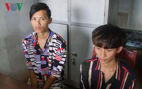 Triệt phá nhóm trộm cắp xe máy chuyên nghiệp ở Đắk Nông - Ảnh 1.