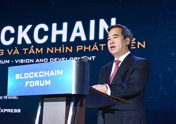 Blockchain có thể là công nghệ  dẫn dắt Cách mạng Công nghiệp 4.0 - Ảnh 1.
