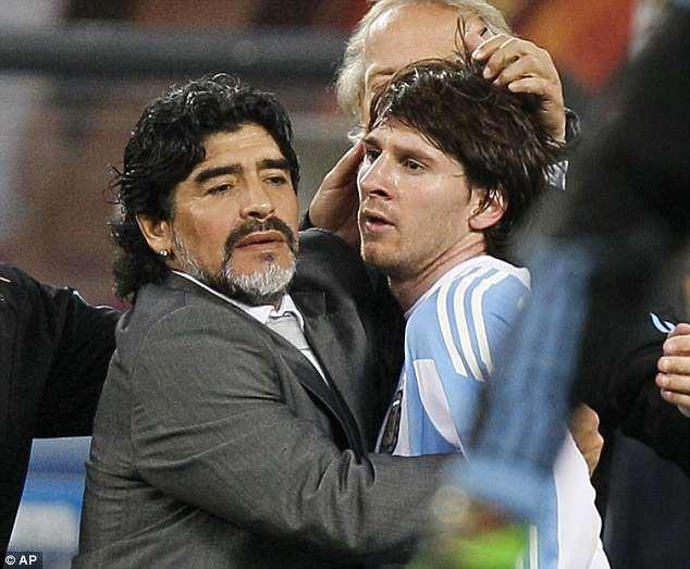 Ronaldo - Messi tại World Cup: Ai hơn ai? - Ảnh 5.