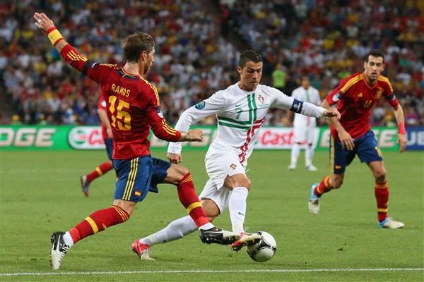 Bảng B FIFA World Cup™ 2018, Bồ Đào Nha - Tây Ban Nha: Trận đấu then chốt (01h00 ngày 16/6) - Ảnh 1.