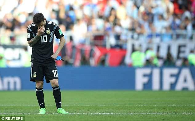 FIFA World Cup™ 2018, ĐT Iceland – ĐT Nigeria: Người Argentina chỉ mong hòa - Ảnh 3.