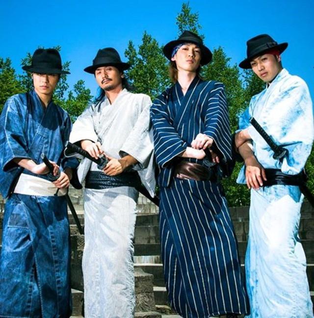 Độc đáo samurai thu rác ở Nhật Bản - Ảnh 2.
