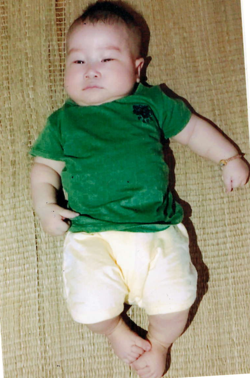 Bé trai tim bẩm sinh 6 tháng tuổi cần được giúp đỡ - Ảnh 1.