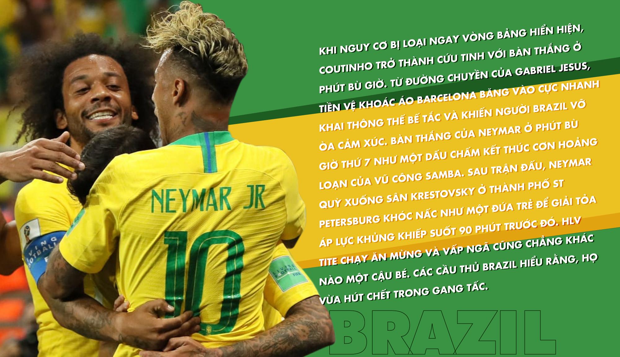 """[MAGAZINE] Những màn THOÁT HiỂM """"vỡ tim"""" và những cơn ĐỊA CHẤN động trời tại FIFA World Cup™ 2018 - Ảnh 13."""