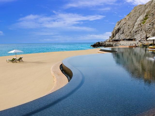 10 bể bơi vô cực hút hồn du khách - Ảnh 2.