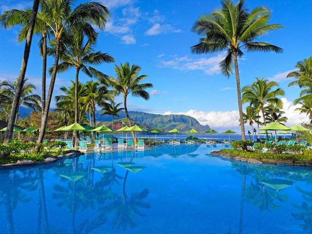10 bể bơi vô cực hút hồn du khách - Ảnh 3.