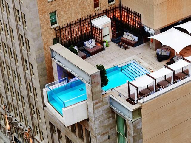 10 bể bơi vô cực hút hồn du khách - Ảnh 5.
