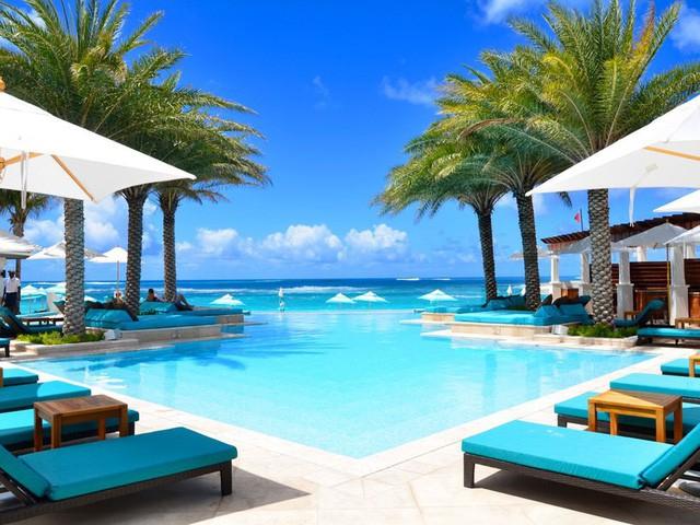 10 bể bơi vô cực hút hồn du khách - Ảnh 6.