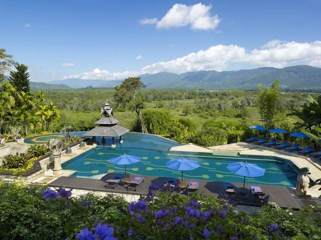 10 bể bơi vô cực hút hồn du khách - Ảnh 7.