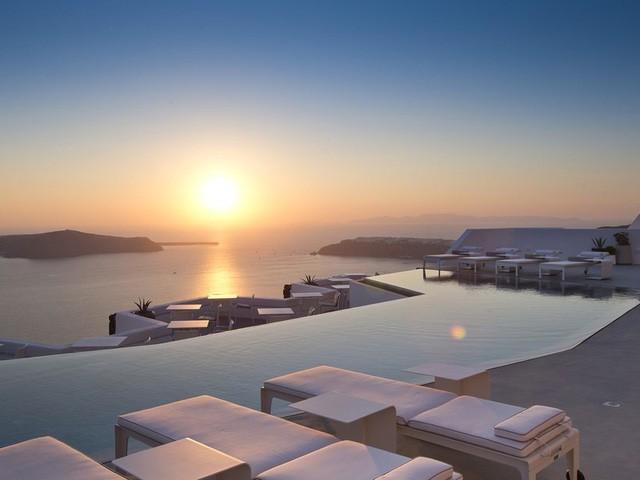10 bể bơi vô cực hút hồn du khách - Ảnh 8.