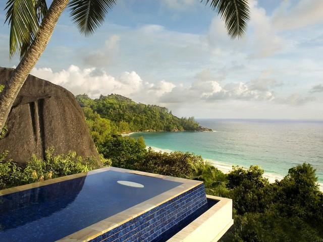 10 bể bơi vô cực hút hồn du khách - Ảnh 9.