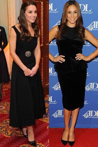 """Kate Middleton và Meghan Markle """"đụng hàng"""" trang phục: Ai đẹp hơn ai? - Ảnh 13."""