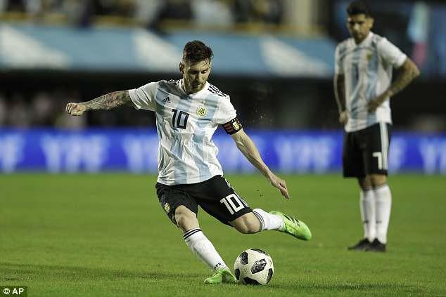 ĐT Argentina hủy giao hữu, tính bay thẳng tới Nga dự World Cup 2018 - Ảnh 1.