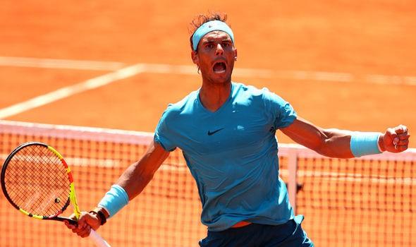 Ngược dòng đánh bại Schwartzman, Nadal vào bán kết Pháp mở rộng 2018 - Ảnh 1.