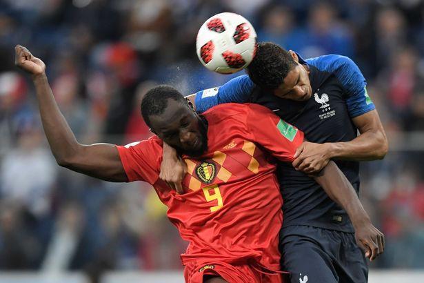 Chấm điểm Pháp 1-0 Bỉ: Giroud vô duyên nhưng đã có Umtiti, Pogba, Mbappe! - Ảnh 8.