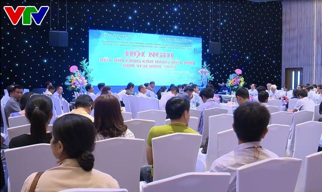 Hội nghị kết nối cung cầu hàng Việt Nam 2018 - Ảnh 1.