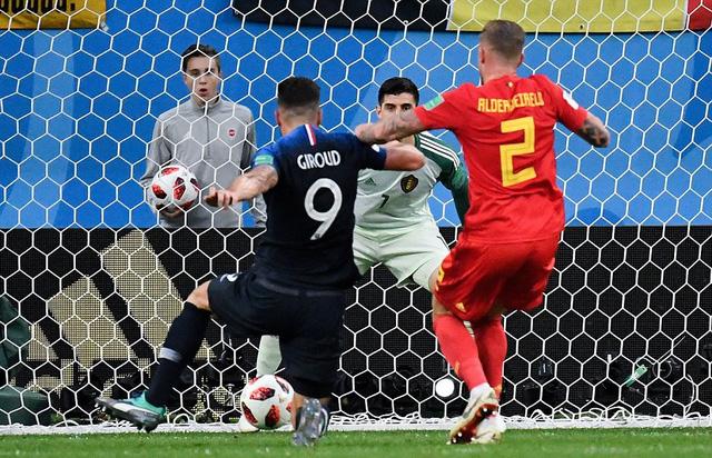 Mơ vô địch FIFA World Cup™ 2018, HLV ĐT Pháp ái ngại về Giroud - Ảnh 1.