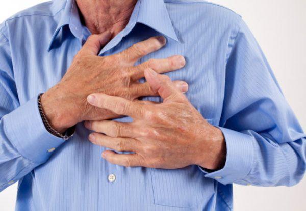 Cảnh giác với ung thư phổi khi có các triệu chứng sau - Ảnh 1.
