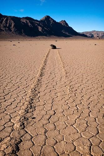 """Sự thật về những hòn đá biết đi ở """"thung lũng chết"""" - ảnh 6"""
