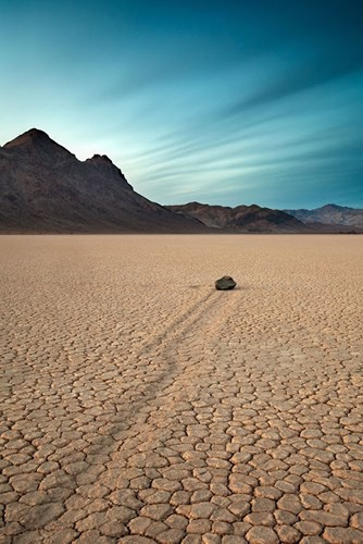 """Sự thật về những hòn đá biết đi ở """"thung lũng chết"""" - ảnh 7"""