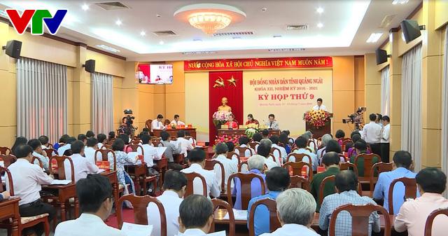 Khai mạc Kỳ họp Hội đồng nhân dân tại một số tỉnh miền Trung - Ảnh 1.