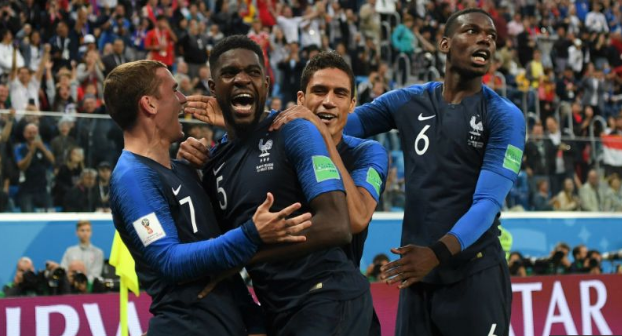 Vào chung kết World Cup, Pogba vinh danh đội bóng Lợn hoang - Ảnh 2.