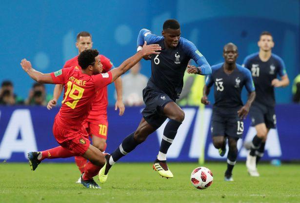 Chấm điểm Pháp 1-0 Bỉ: Giroud vô duyên nhưng đã có Umtiti, Pogba, Mbappe! - Ảnh 3.