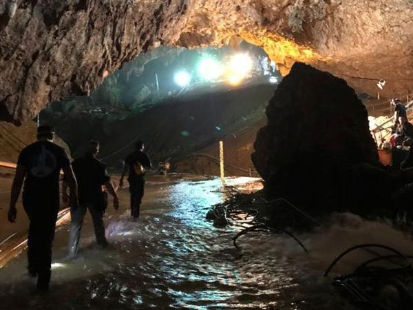 Hang động Tham Luang sẽ được dựng thành bảo tàng - Ảnh 1.