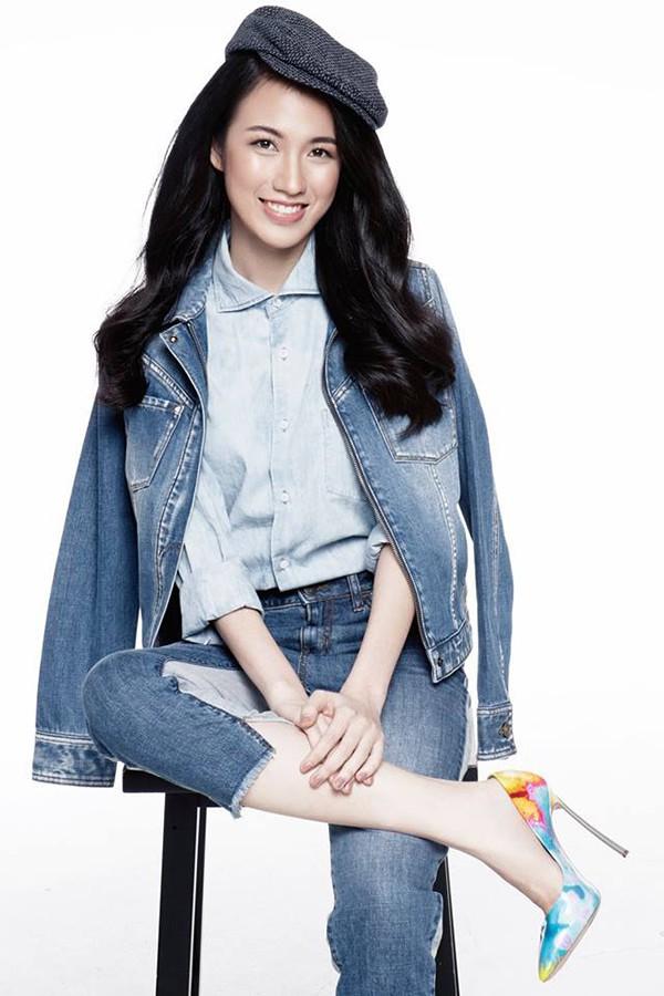 Cận cảnh nhan sắc BTV của VTV lọt Chung khảo Hoa hậu Việt Nam 2018 - Ảnh 6.