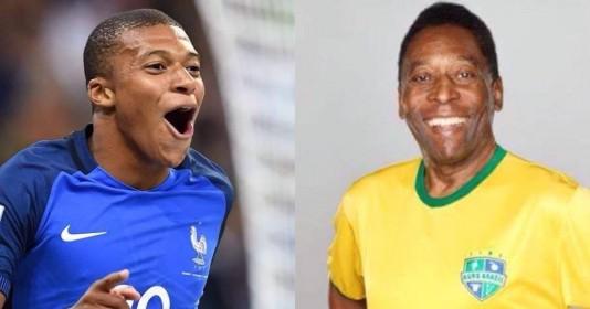 Pháp vô địch: HLV Deschamps làm nên lịch sử, Mbappe xứng danh tiểu Pele và tuyệt vời tinh thần Croatia  - Ảnh 2.