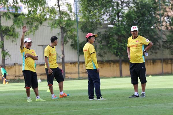Sau HCĐ AFF Cup nữ 2018, Đội tuyển nữ Quốc gia tiếp tục chuẩn bị cho Asiad 2018 - Ảnh 1.