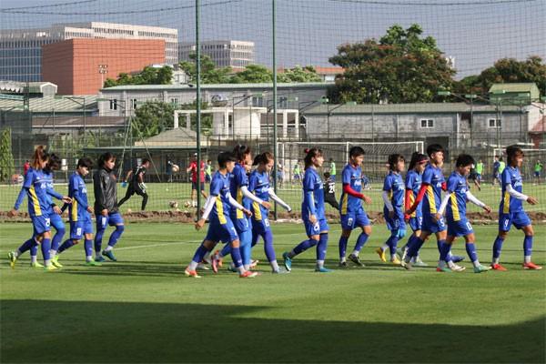 Sau HCĐ AFF Cup nữ 2018, Đội tuyển nữ Quốc gia tiếp tục chuẩn bị cho Asiad 2018 - Ảnh 2.