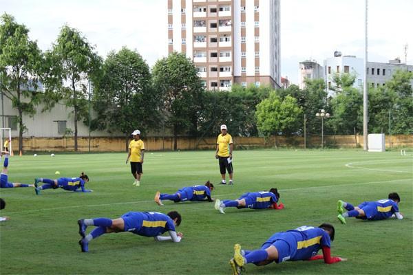 Sau HCĐ AFF Cup nữ 2018, Đội tuyển nữ Quốc gia tiếp tục chuẩn bị cho Asiad 2018 - Ảnh 4.
