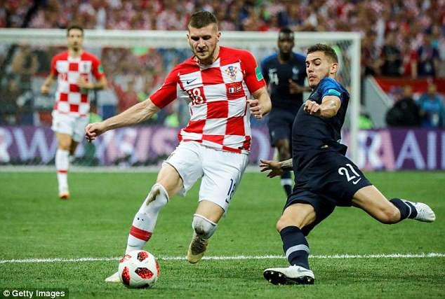 MU chi 92 triệu bảng để mua hai ngôi sao Croatia tại World Cup 2018 - Ảnh 1.