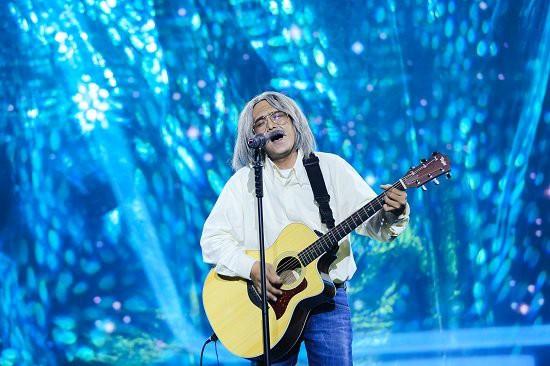 Gương mặt thân quen: Quang Linh khen Hùng Thuận có tiết mục quá hoàn hảo - Ảnh 1.